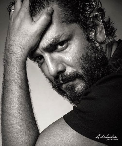 چشمان عصبانی عباس غزالی + عکس