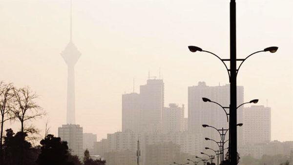 متهم اصلی آلودگی هوای تهران کیست؟