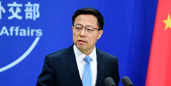 چین: آمریکا حقی برای بازگرداندن تحریمهای ایران ندارد