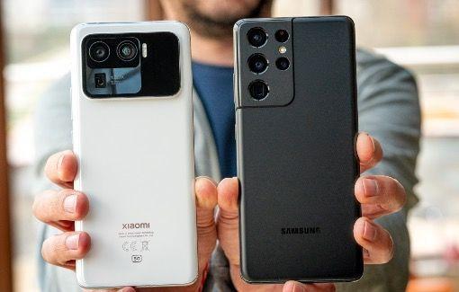 مقایسه دو گوشی شیائومی mi 11 ultra و گوشی سامسونگ S21 Ultra