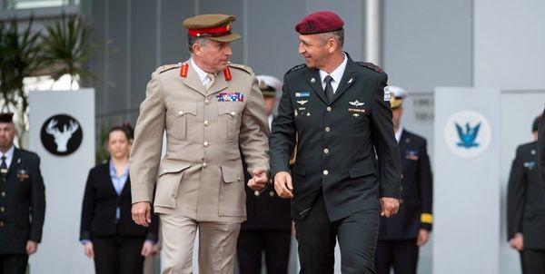توافق نظامی جدید انگلیس و اسرائیل