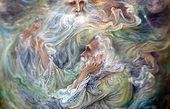 ویژگیهای عاشق و معشوق در غزلی از «دیوان شمس»