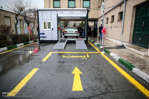 اختلال در روند صدور معاینه فنی خودروها در تهران