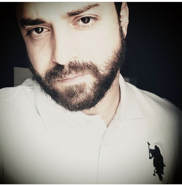 چهره بابک جهانبخش از نمای نزدیک + عکس