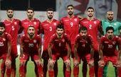 شکست حریف ایران مقابل اردن