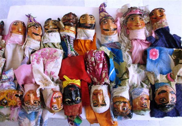 عروسک قوم ترکمن ثبت ملی میشود
