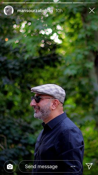 گشت و گذار تابستانه آقای مجری + عکس