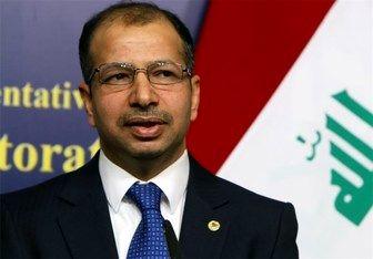 رئیس پارلمان عراق رای داد
