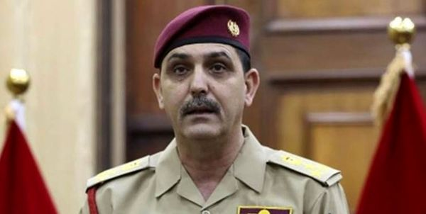 حفاظت نیروهای مسلح عراق از نقاط مرزی با سوریه
