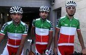 دوچرخهسوار ایرانی نایب قهرمان شد