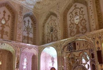 رزیتا غفاری در عمارتی بی نظیر+عکس