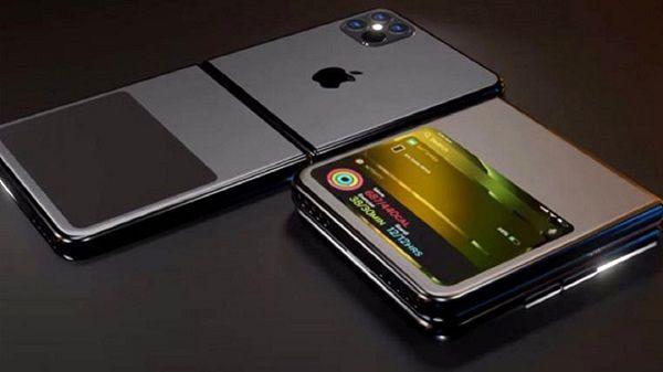 توسعه صفحه نمایشهای تاشو اپل