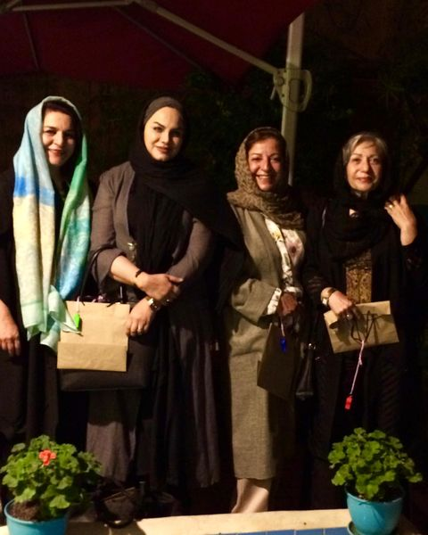 چهار زن موفق و نام آور سینما در یک قاب+عکس