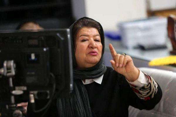 گلایه پوران درخشنده از ساخت سریالهای  شبکه نمایش خانگی