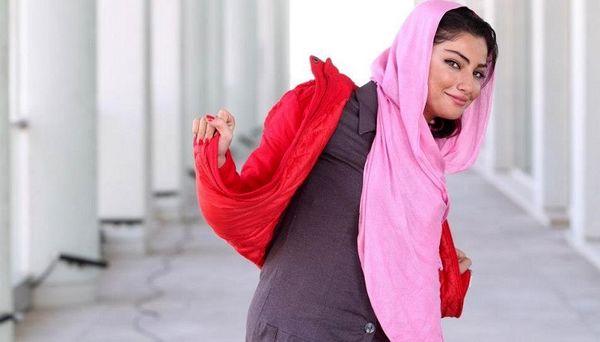 تیپ متفاوت بازیگر زن سریال پایتخت در سفر به دبی + عکس
