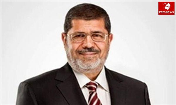 دیدار اشتون با مرسی در قاهره
