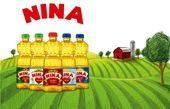 روغن های گیاهی نینا نشان برتر سلامت غذایی کشور را دریافت کردند