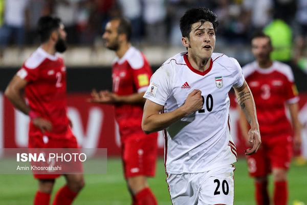 سردار آزمون: تیم ملی ایران بهترین بازیکنان آسیا را دارد