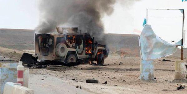 حمله به 2 کاروان آمریکا در عراق
