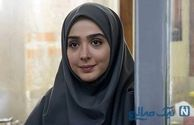 عکس جدید المیرا دهقانی یاسمن سریال «لحظه گرگ و میش» در اصفهان