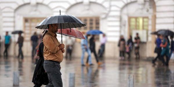 موج سوم بارشی وارد کشور میشود