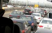 ترافیک سنگین در نخستین پنجشنبه بدون طرح ترافیک