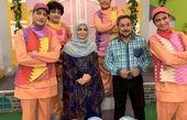 الهه رضایی و مجید قناد در برنامه کودکی جدید + عکس