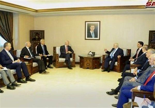 درباره قانون اساسی سوریه فقط سوریها تصمیم میگیرند