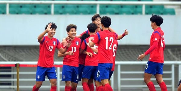 کرهجنوبی مقابل پاناما به تساوی رسید