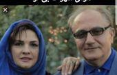 عکس مهربان علی معلم و یارش