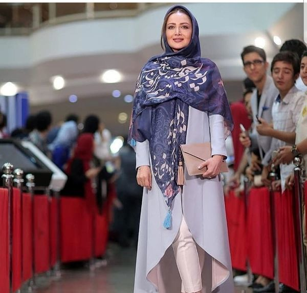 عکس تیپ ایرانی مجلسی شیلا خداد