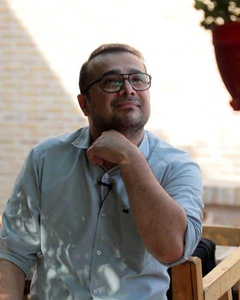 سپند امیرسلیمانی خسته از جنگ زندگی+عکس