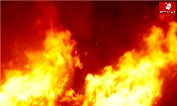 آتشسوزی با وسعت ۳ هکتار در کهریزک