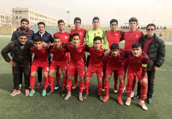 هتتریک خدایی در رقابتهای لیگ جوانان تهران