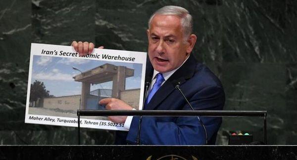 نتانیاهو و شوهای تکراری