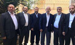 هیاتی از حماس راهی قاهره شد
