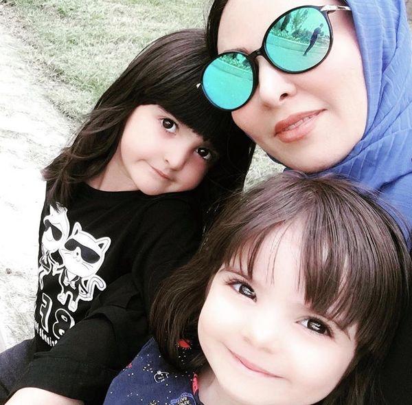 فقهه سلطانی و دختر بامزه اش + عکس