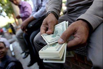 بازار زیرزمینی مبادلات دلار رونق گرفت!