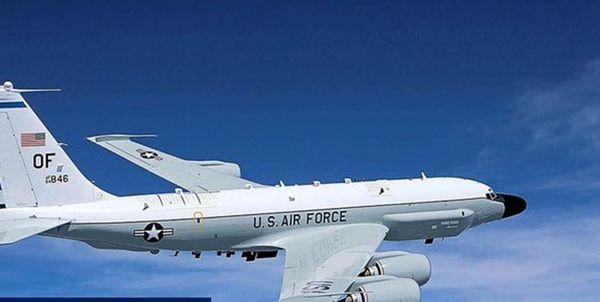 رهگیری یکی از پیشرفته ترین هواپیماهای جاسوسی آمریکا توسط ارتش چین