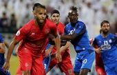 کاپیتان الدحیل بازی با استقلال را از دست داد