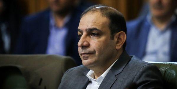 افشانی تا 24 آبان شهردار تهران است