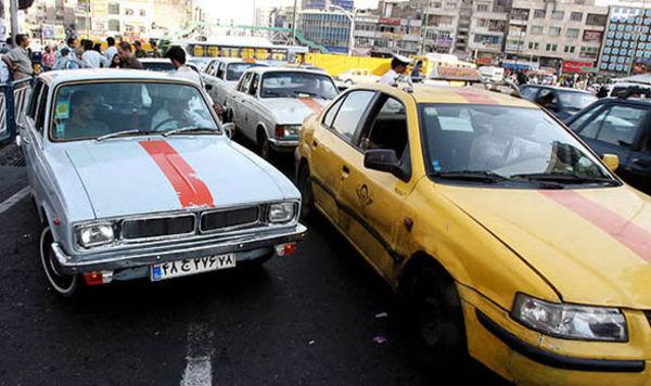 اولتیماتوم یک هفتهای شهرداری به رانندگان تاکسی