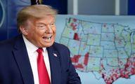 ترامپ: رسانهها شیوع گسترده ویروس در جهان را همانند آمریکا پوشش نمیدهند