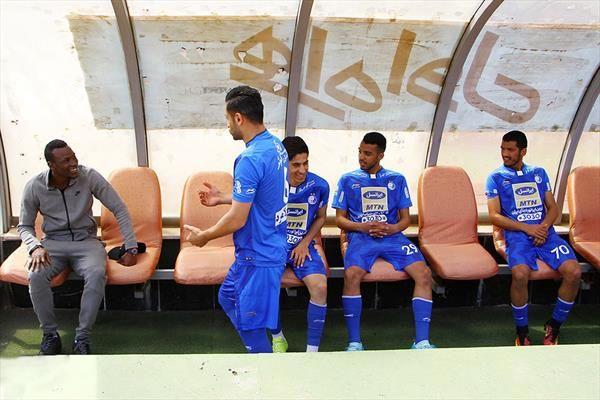 گزارش تمرین استقلالی ها در کویت + عکس