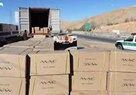 کشف کالای قاچاق میلیاردی در تهران