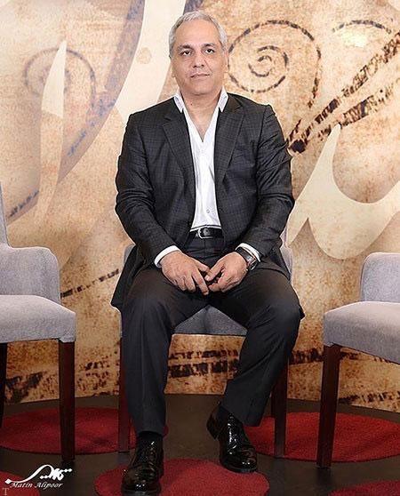 عکس خوش استایل مهران مدیری