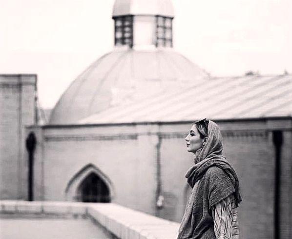 حدیث میرامینی در شهر بادگیرها+عکس