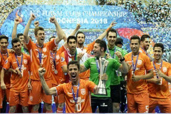میزبانی فوتسال جام باشگاههای آسیا به ایران رسید