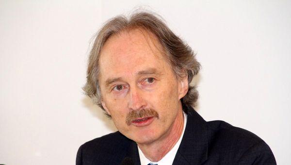 پیترسون جایگزین دی میستورا در امور سوریه شد