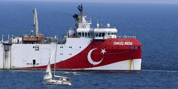 کشف میدان گازی جدید توسط ترکیه
